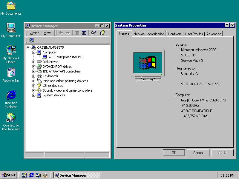 Acpi Multiprocessor Pc Ethernet Controller Driver