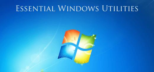 Windows Utilities
